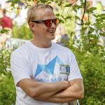 Haastattelussa Juha-Matti Latvala