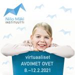 Niilo Mäki Instituutin avoimet ovet järjestettiin ystävänpäiväviikolla virtuaalisesti