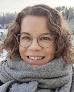Nea Kronberg jobbar som projektforskare i Niilo Mäki Institutets Inlärning och Stöd – ILS2 – projekt.