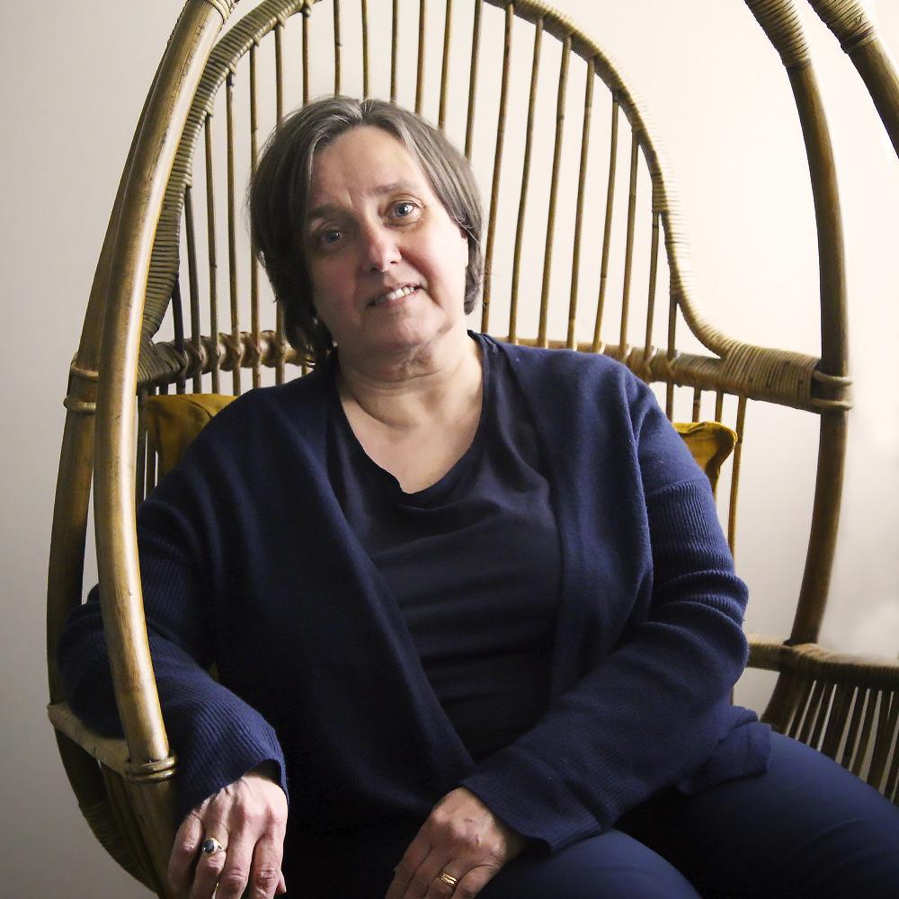 Nina Kultti-Lavikainen on työskennellyt Lastentutkimusklinikalla jo lähes 30 vuoden ajan.