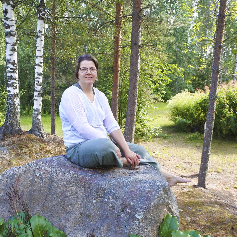 Tutkija, neuropsykologi ja Jyväskylän yliopiston Kasvatustieteiden laitoksen apulaisprofessori Tuire Koponen.